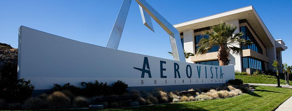 Aerovista Commerical Building